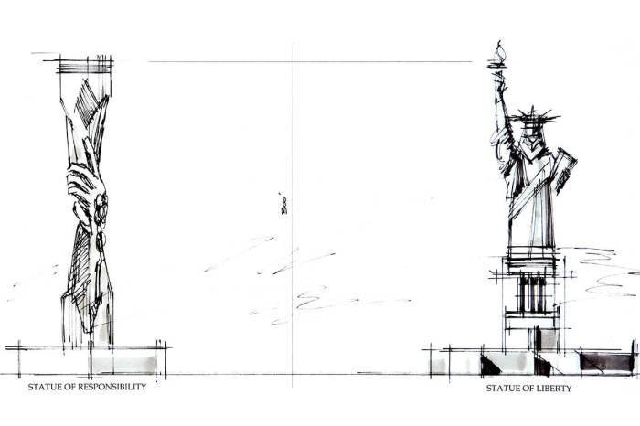 Liberty + Responsibility =Freedom