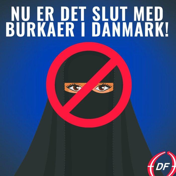 More burqa madness.
