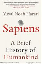 Sapiens by Yuval NoahHarari